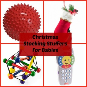 Christmas Stocking Fillers for Babies - Toys for Kids