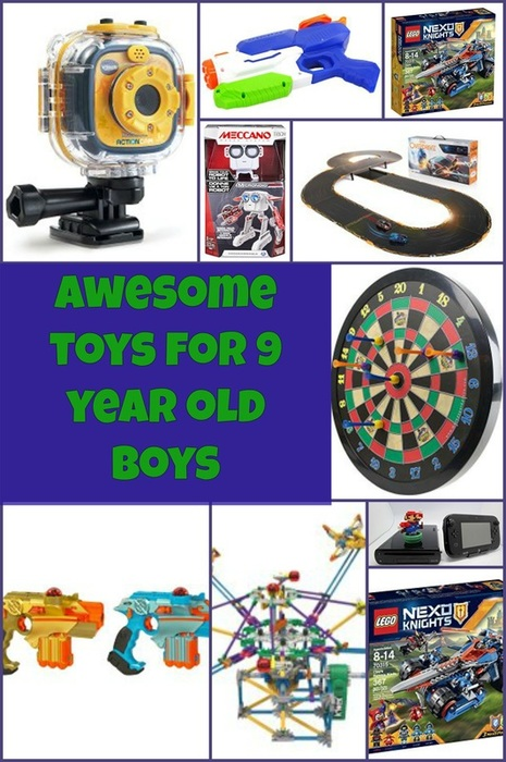 Best Toys Gifts For 9 Year Old Boys : Christmas gifts for year old boy decore