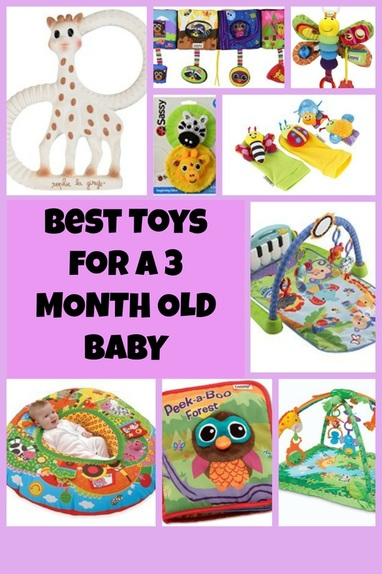 9 Toy Ideas for a 3 Month Old Baby - Toys for Kids 7a16543ab