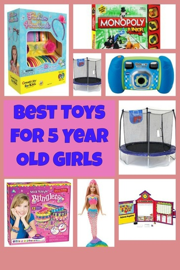 Best Toys for 5 Year Old Girls - Toys for Kids