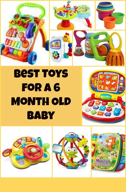 Toys For A 9 Month Old : Toys for month olds wow