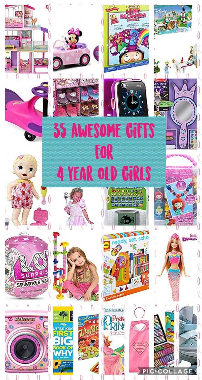 4 Year Old Christmas Gift Ideas.Awesome Toys For 4 Year Old Girls Toys For Kids