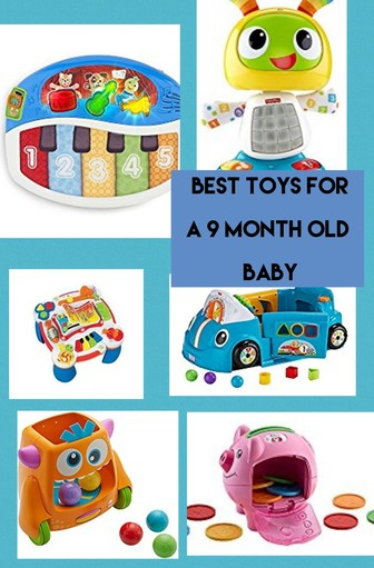 Toys For A 9 Month Old : Best toys for month old babies kids